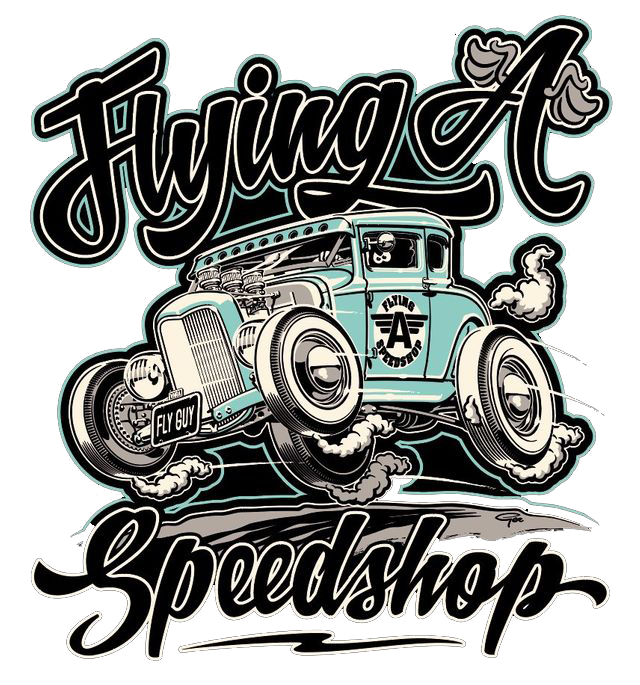Hot rod | Flying A Speedshop Ltd