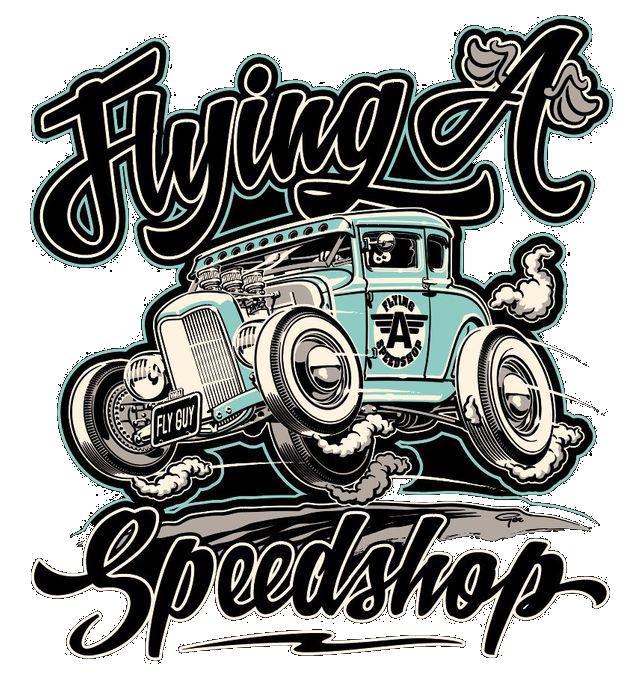 Hot rod | Flying A Speedshop Ltd